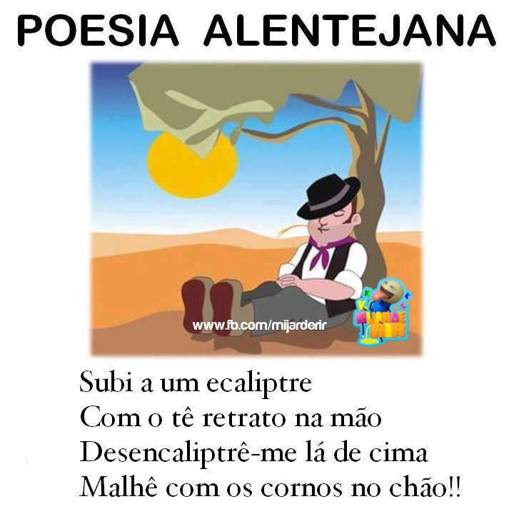 Poesia alentejana
