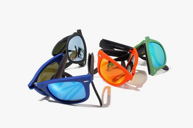 óculos Ray-Ban® RB 4105 Wayfarer Folding