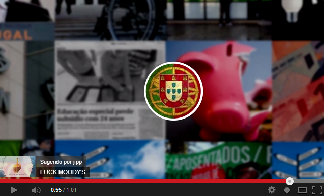 video governo português